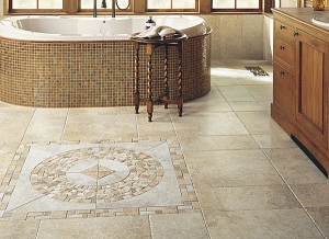 Floor Tile Mosaic